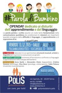 flyer_polis_seminario_paroladibambino
